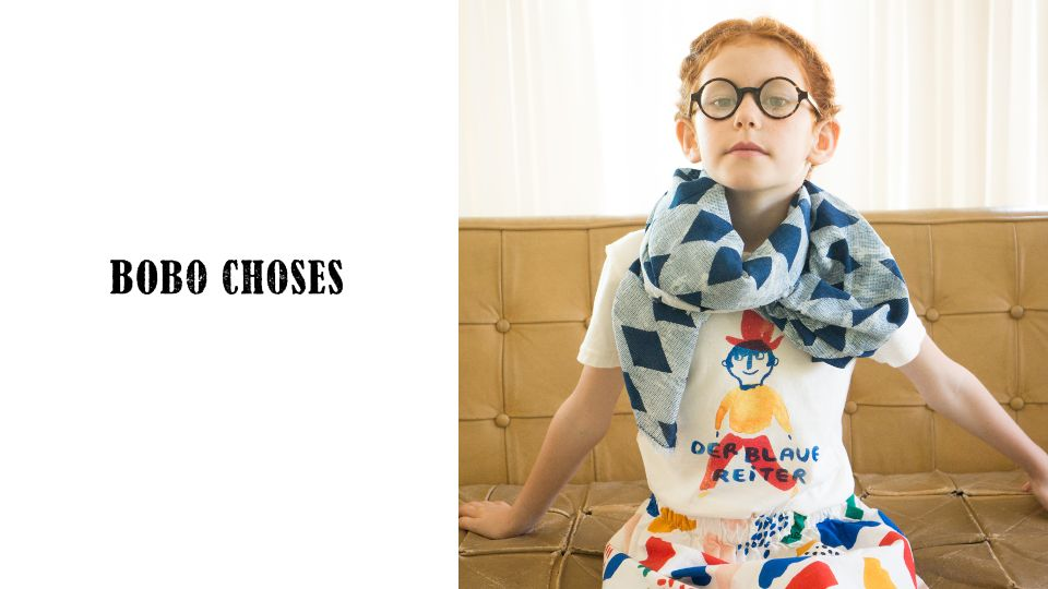 BOBO CHOSES spring summer 2016