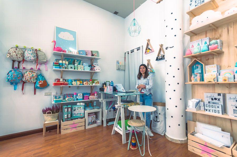 tienda de niños online y tienda en gijón