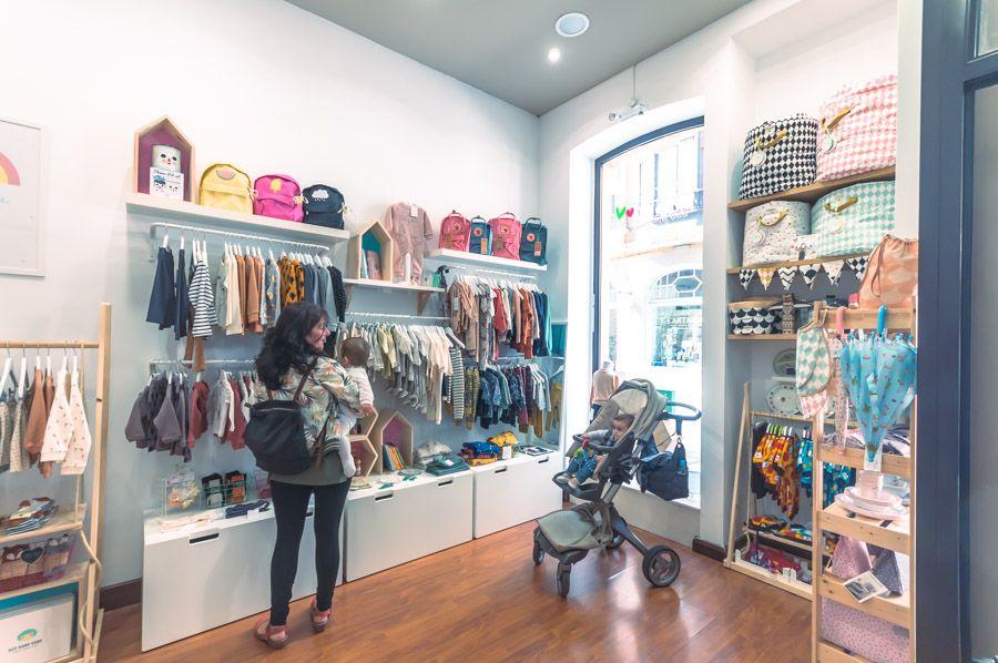 tienda de moda para niños en gijón y tienda online