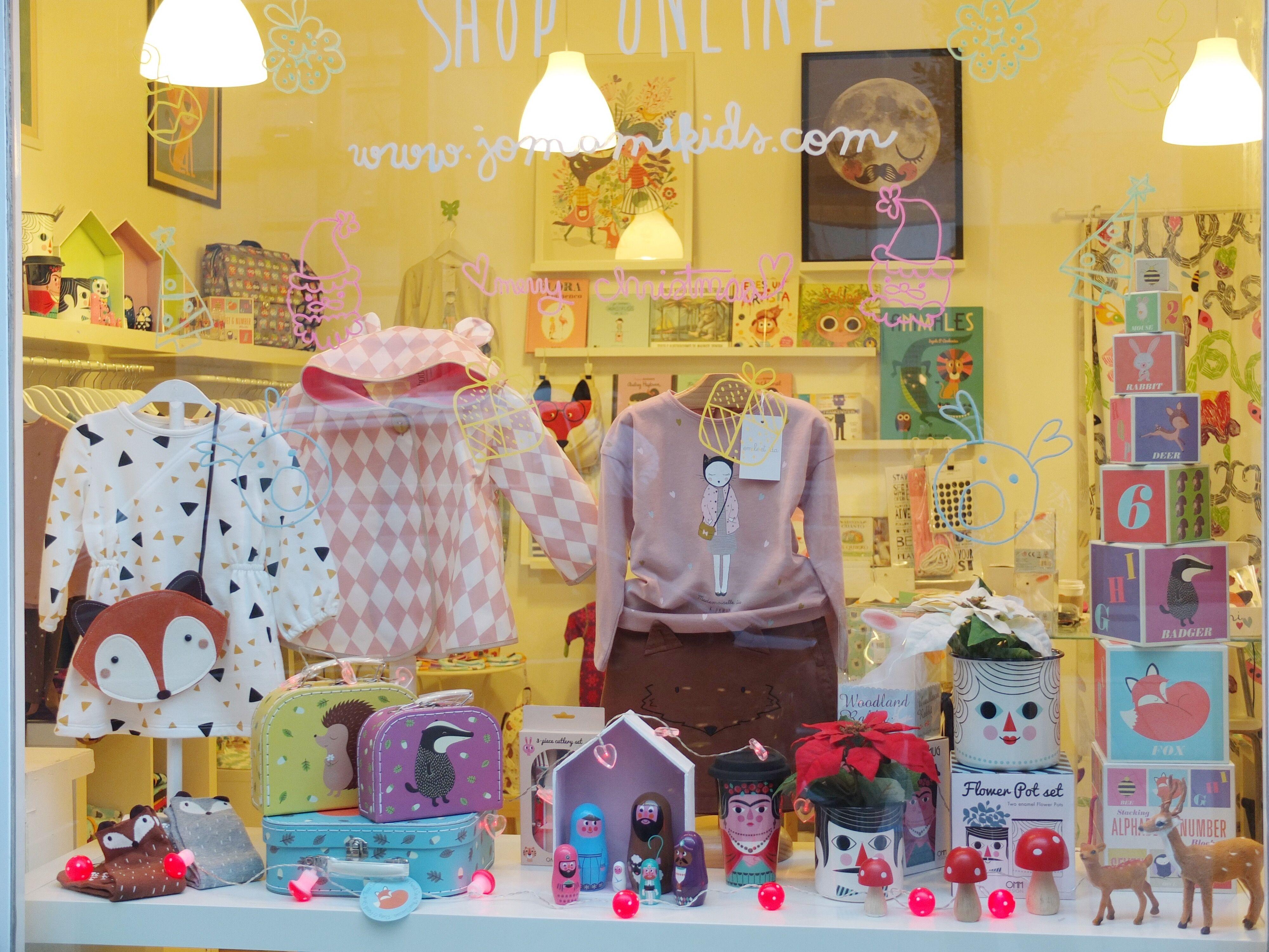 Jo mami kids regalos de navidad y escaparate de la tienda en gij n - Tienda decoracion casa online ...