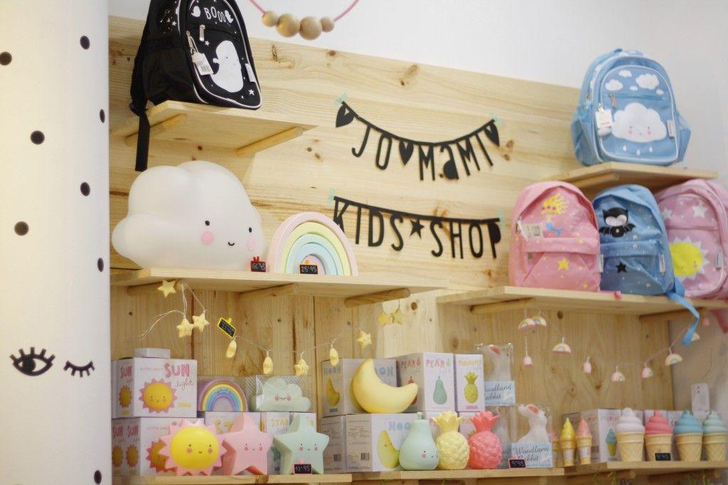 Tienda de moda infantil en Gijón