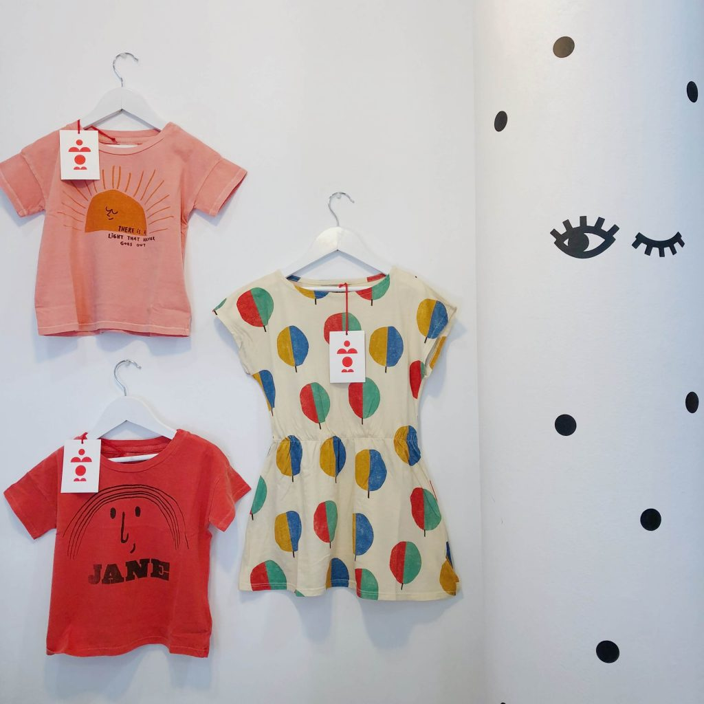 ropa para niños Bobo Choses