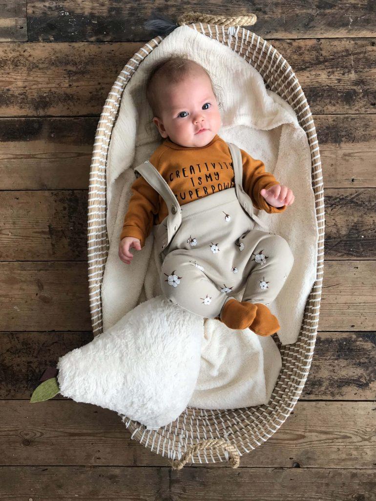 moda bebe algodon organico