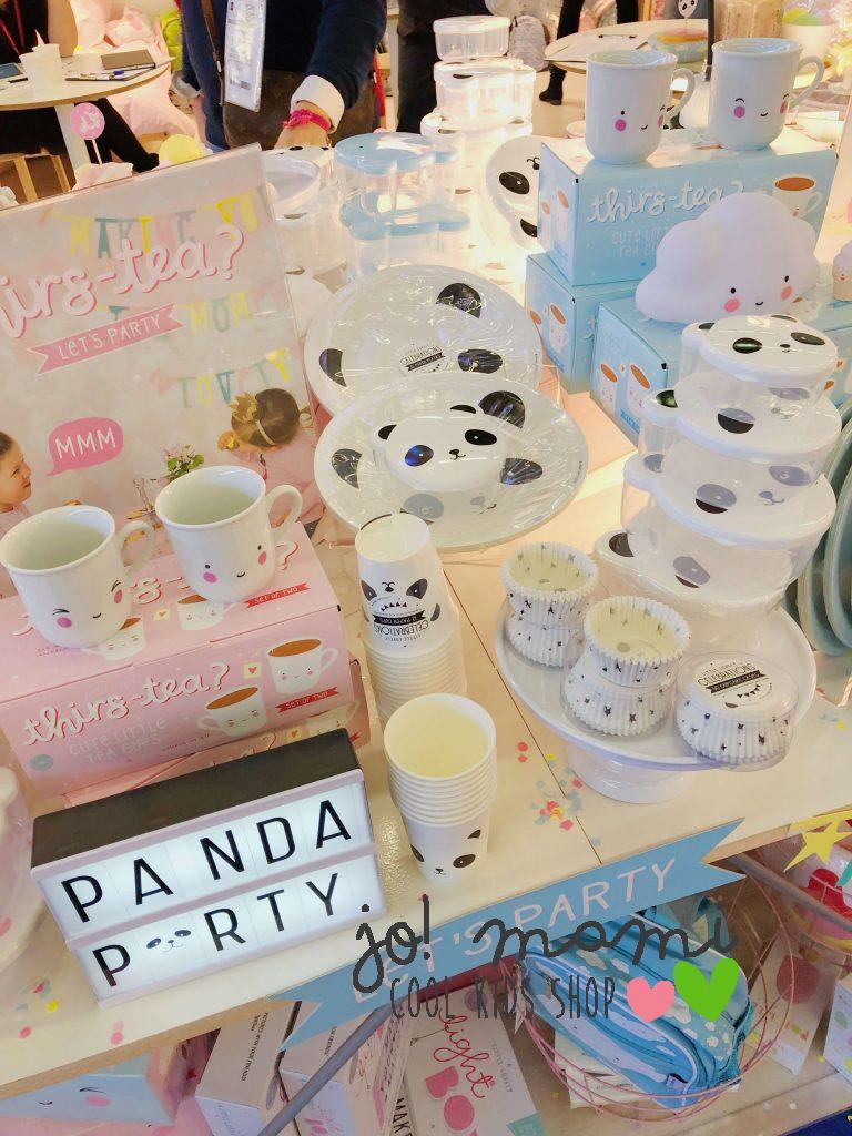 fiestas infantiles panda a little lovely company