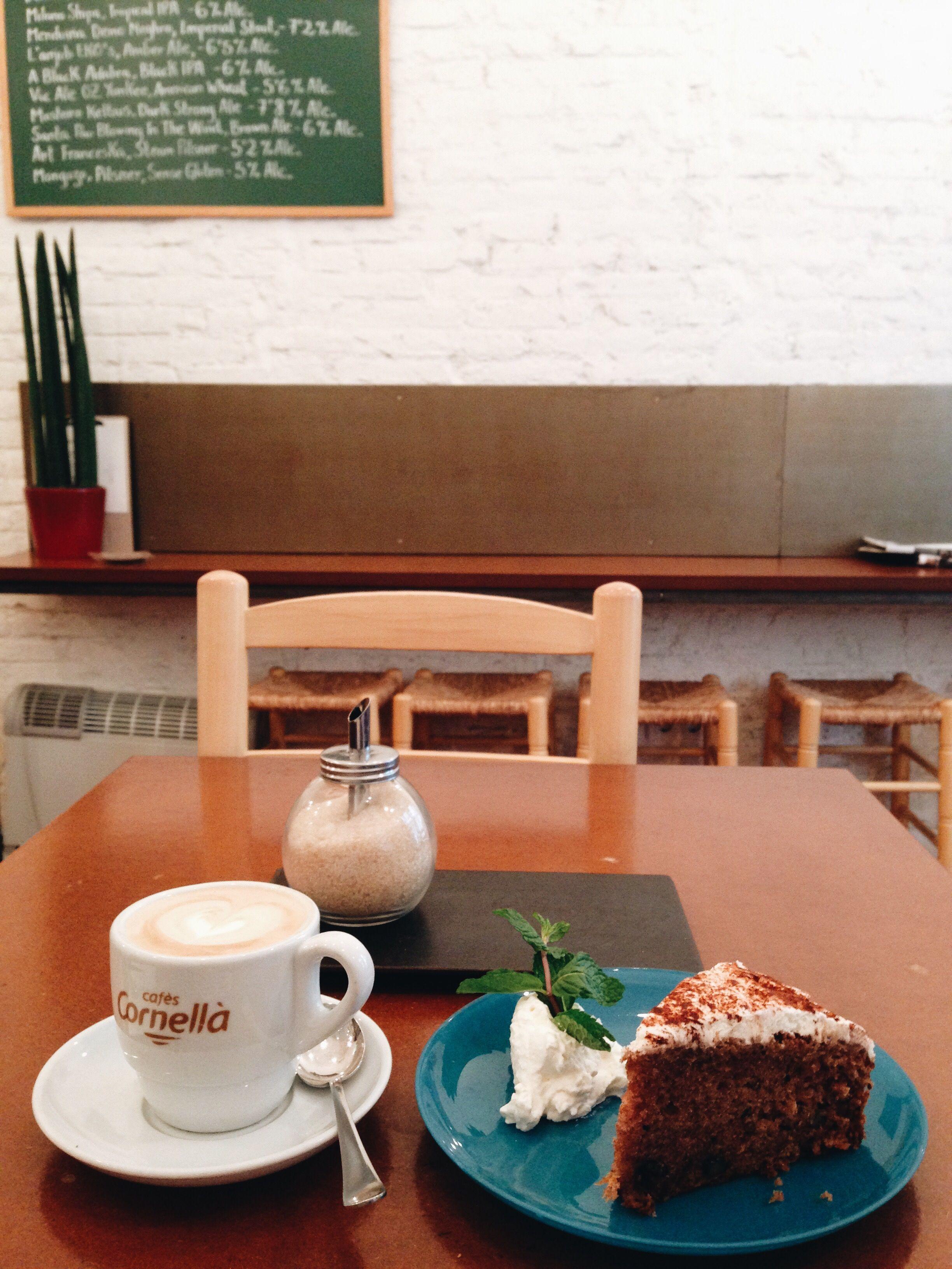 mama cafe cafeterias recomendaciones barcelona foodie