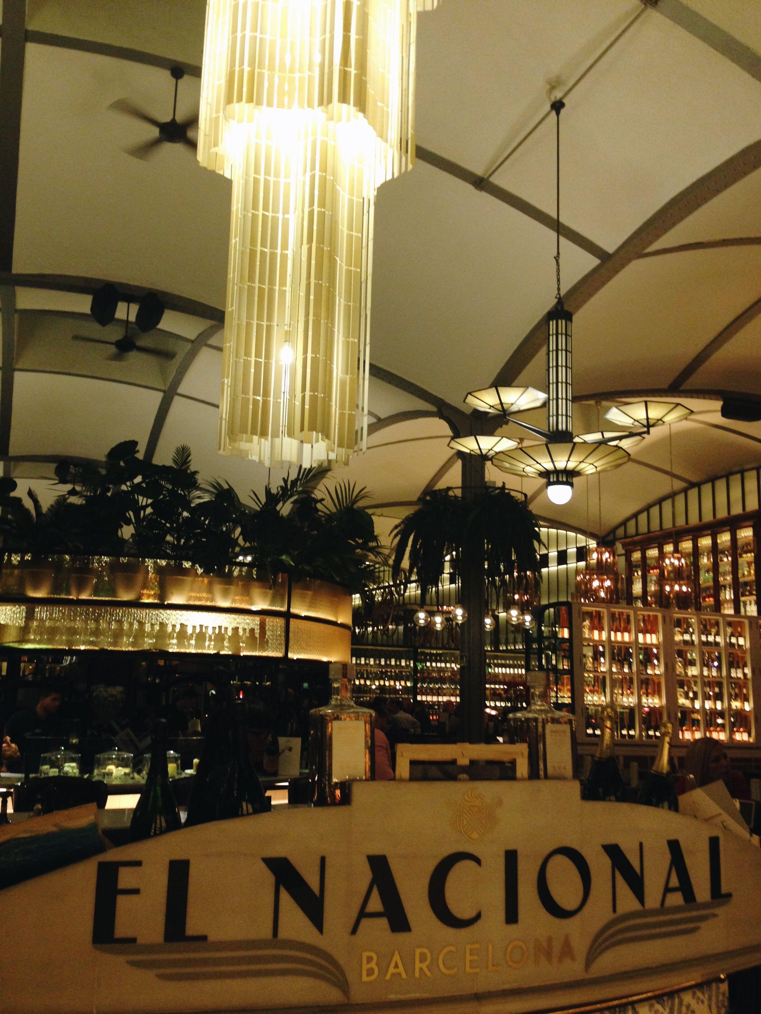 el nacional barcelona recomendaciones