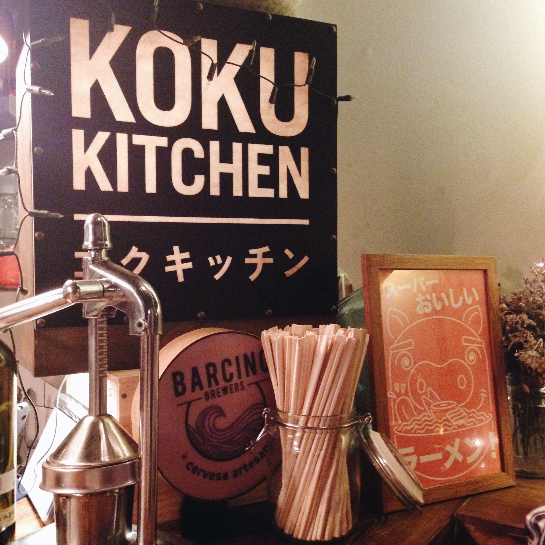koku kitchen barcelona foodie