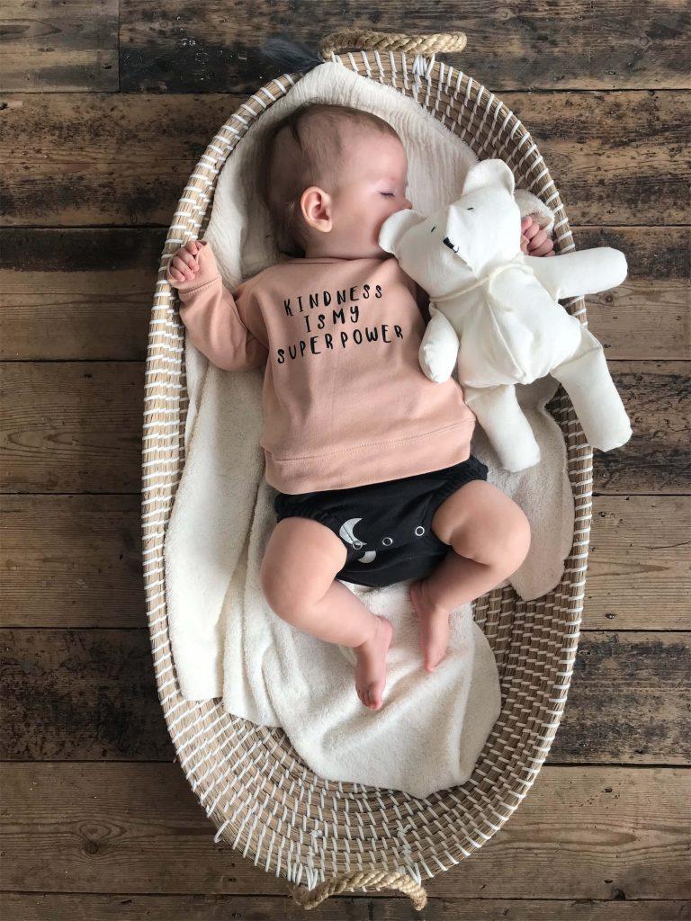ropa algodon organico bebe