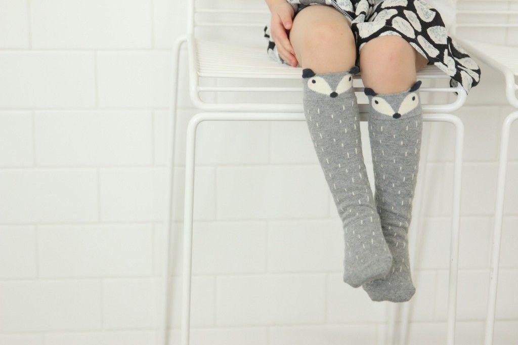 calcetines de zorrito mini dressing originales comprar online