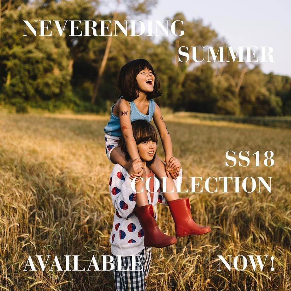 Bobo Choses neverending summer SS18