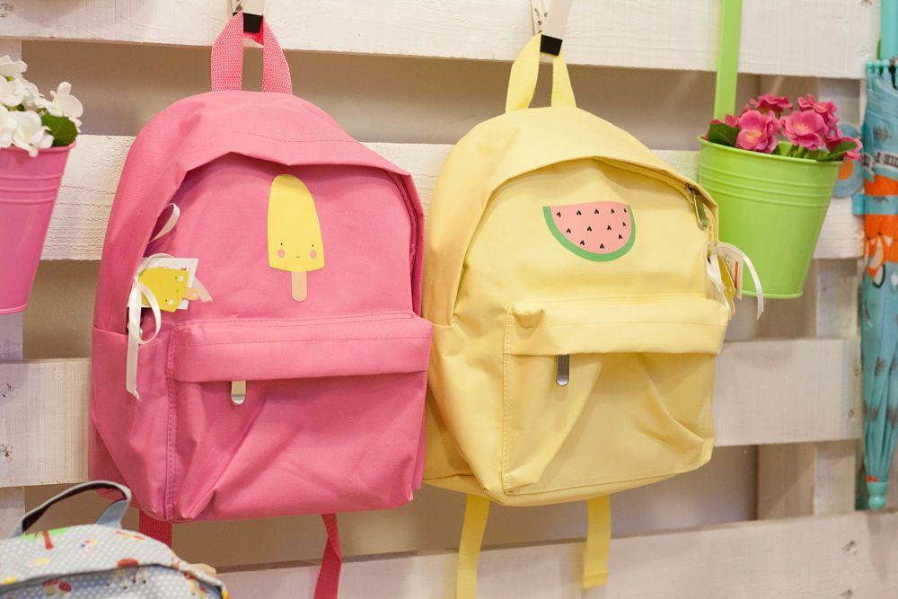 tienda jomamikids gijon cosas bonitas niños decoracion mochilas