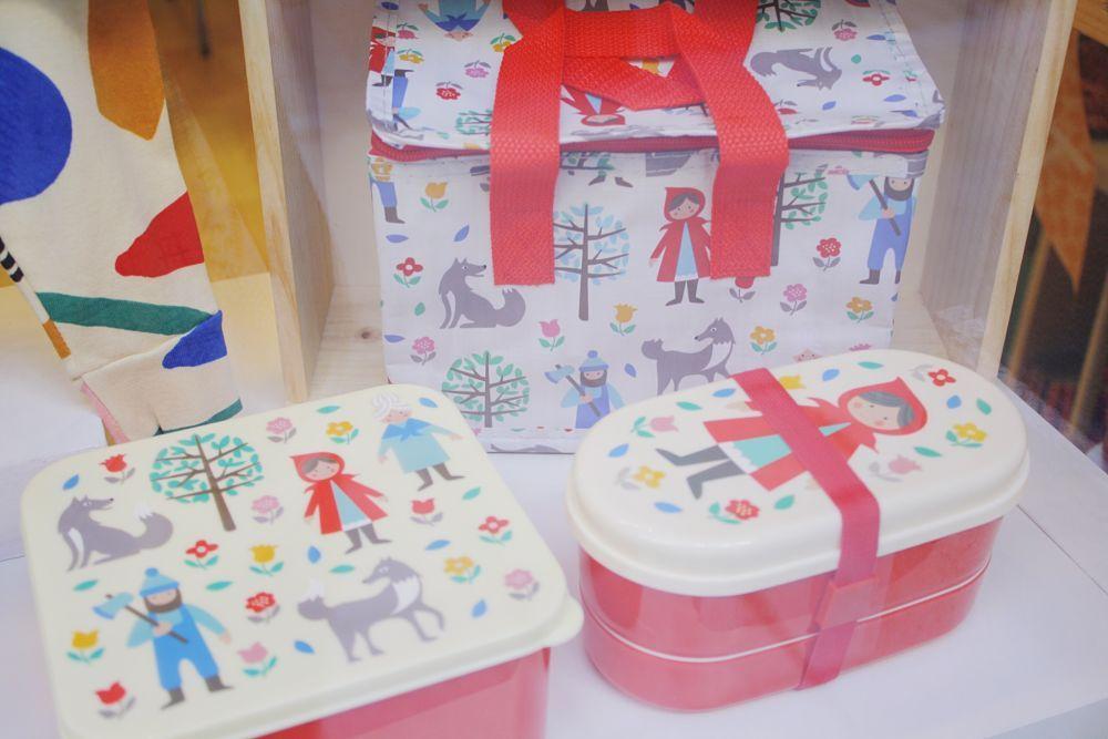 tienda jomamikids gijon cosas bonitas niños decoracion picnic neverita tupper fiambrera