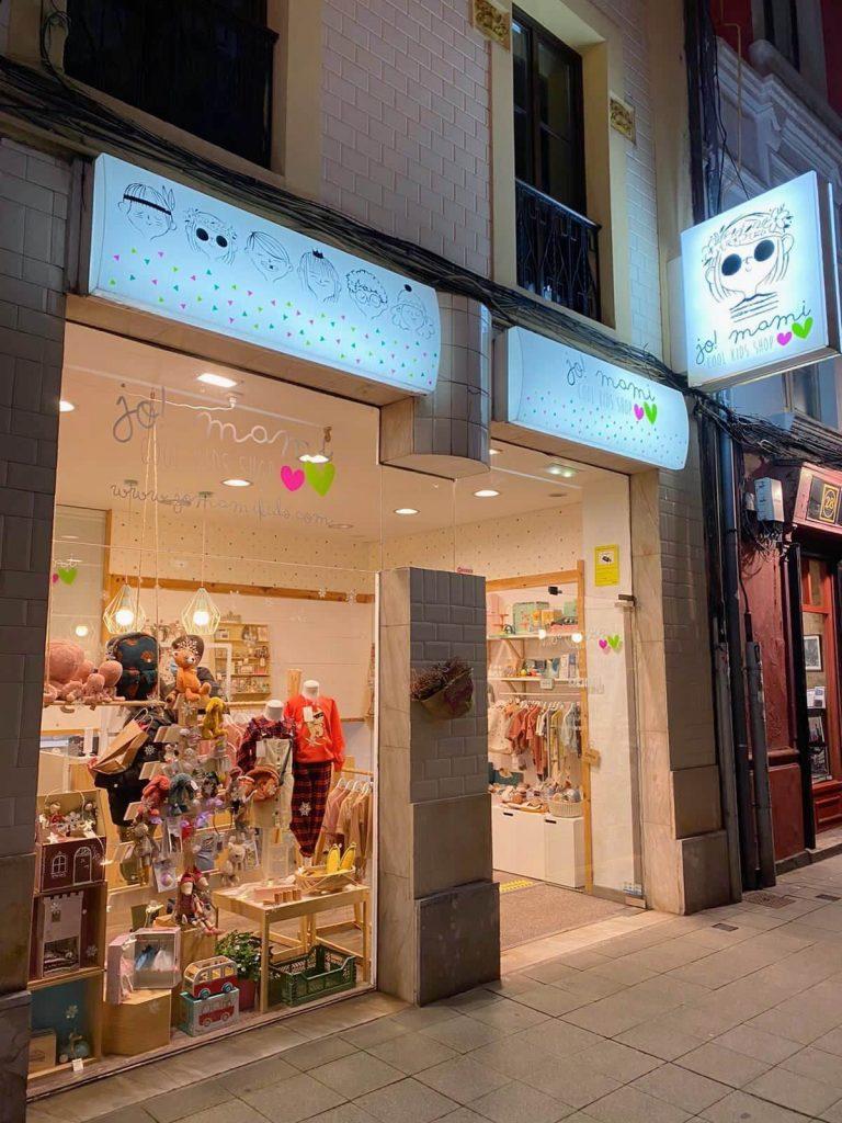 Tienda Regalos Bonitos en Gijón