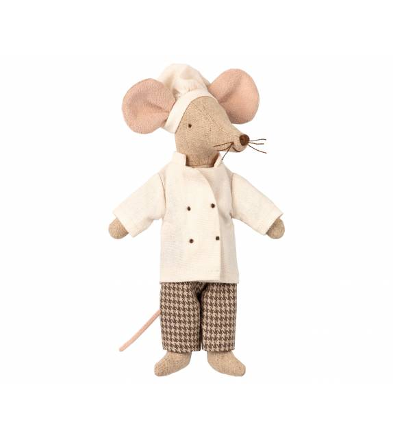 Chef Mouse Maileg