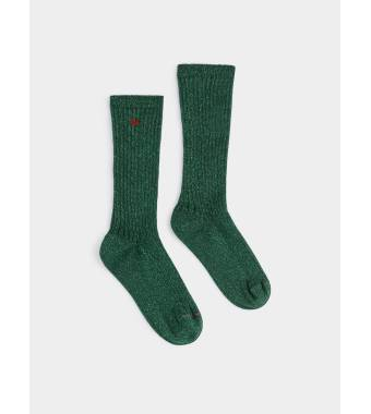 Calcetines Green Lurex BOBO CHOSES