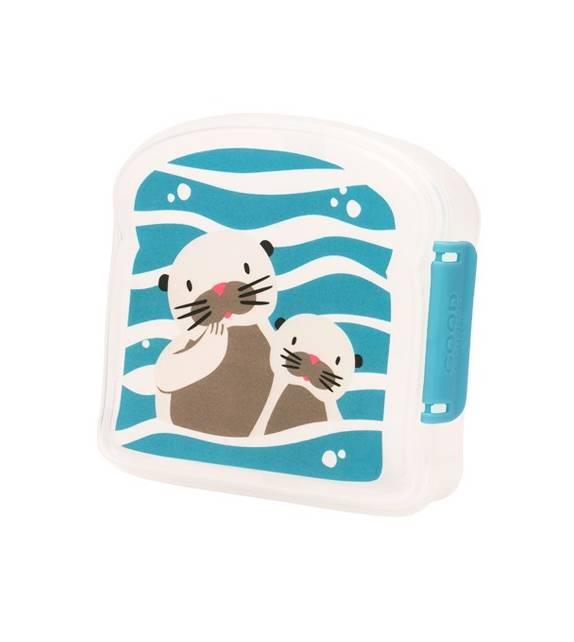 Baby Otter Sandwich Box Sugarbooger