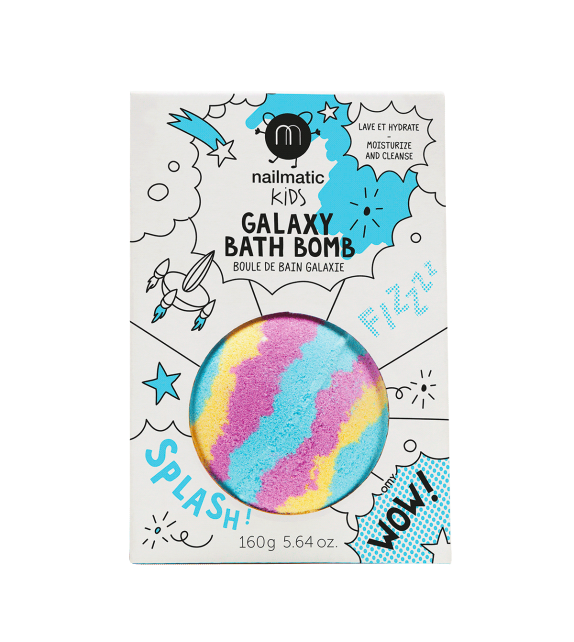 Bath Bomb Galaxy Nailmatic