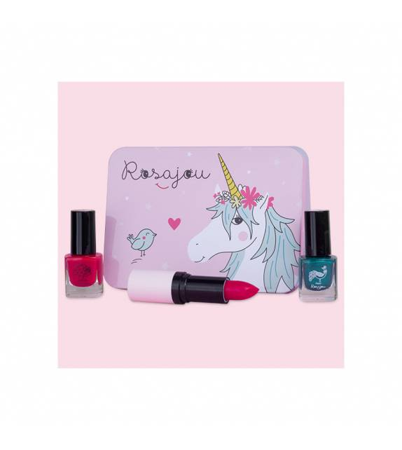 Coffret Unicorn Rosajou