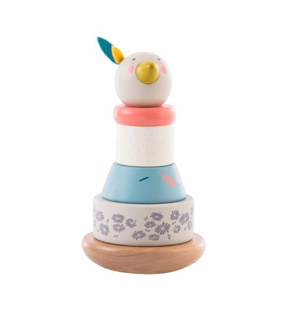 Stack-up goose Le voyage d'Olga Moulin Roty