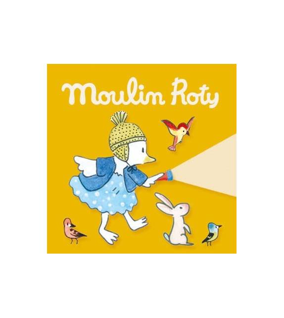 Discs La Grande Famille for Storybook Torchs Moulin Roty