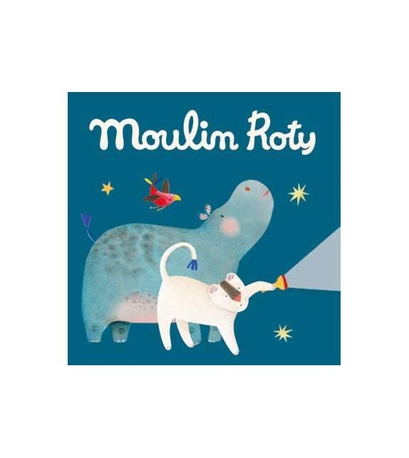 Cuentos Papoum para Linternas Moulin Roty