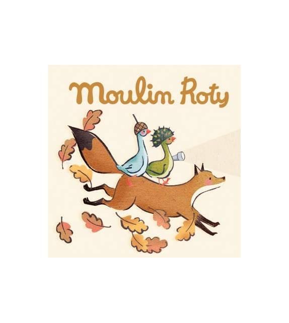 Cuentos El Viaje de Olga para Linternas Moulin Roty
