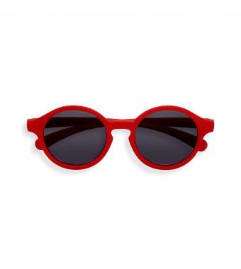 Kids Plus Sunglasses Red IZIPIZI