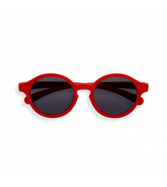 Kids Plus Sunglasses Red IZIPIZI