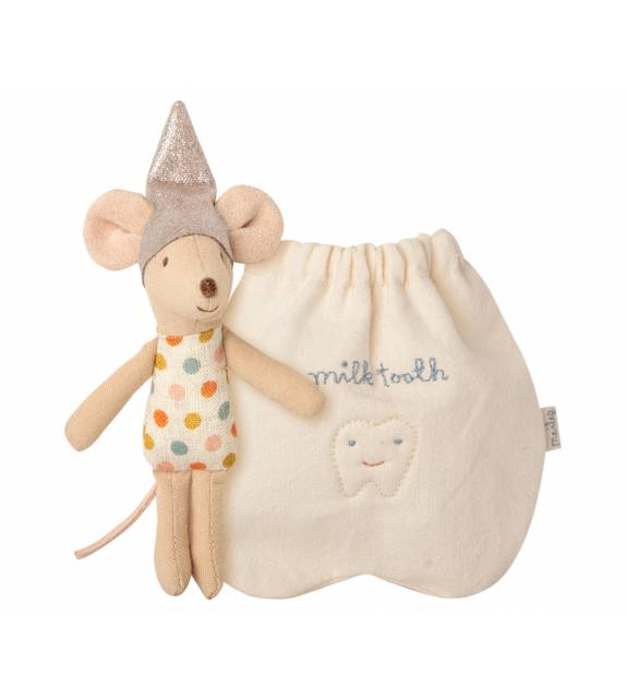 Tooth Fairy Little Mouse Maileg