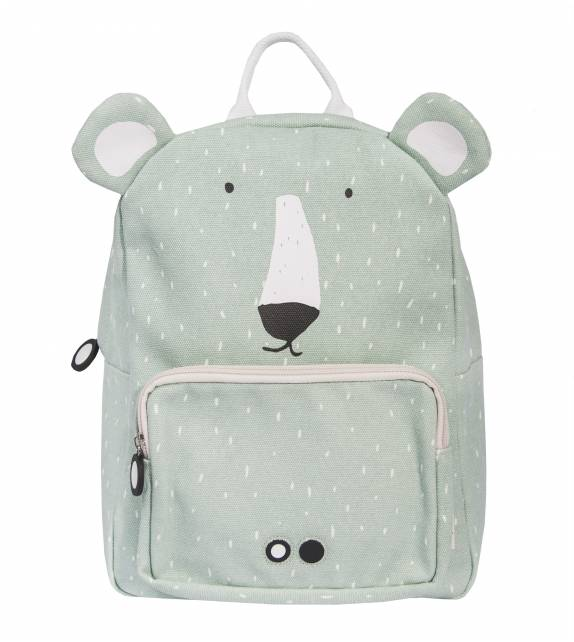 Mr Polar Bear Backpack Trixie