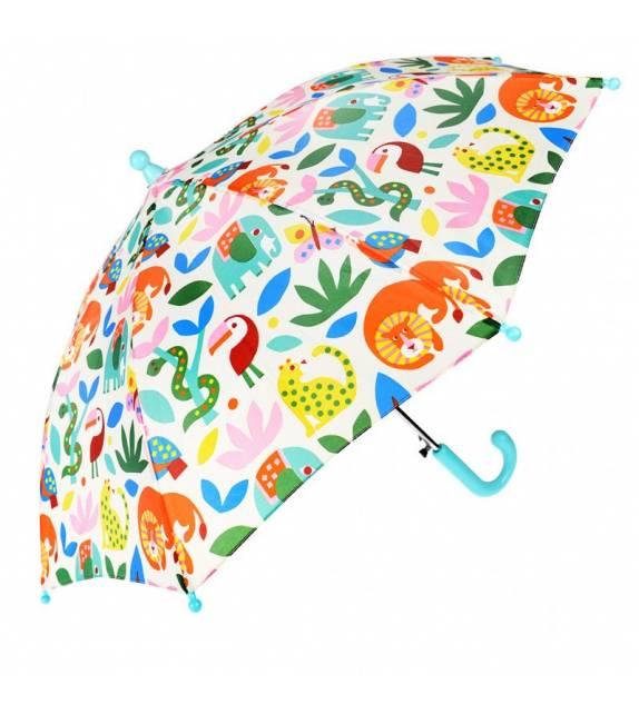 Children Umbrella Wild Wonders
