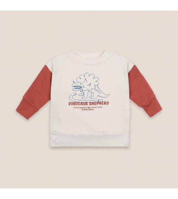 Dino Baby Sweatshirt BOBO CHOSES