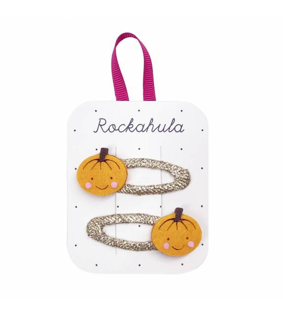 Little Pumpkin Clips Rockahula