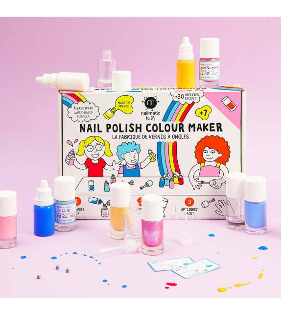 Nail Polish Colour Maker Nailmatic