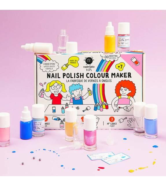 Nail Polish Colour Maker Nailmatic