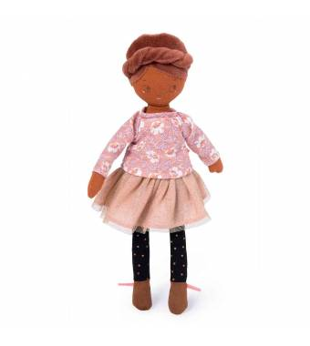 Mademoiselle Rose Les Parisiennes Moulin Roty