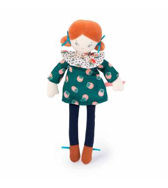 Doll Mademoiselle Blanche Les Parisiennes Moulin Roty