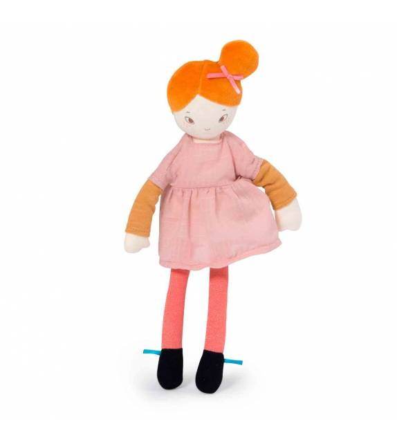 Doll Mademoiselle Agathe Les Parisiennes Moulin Roty