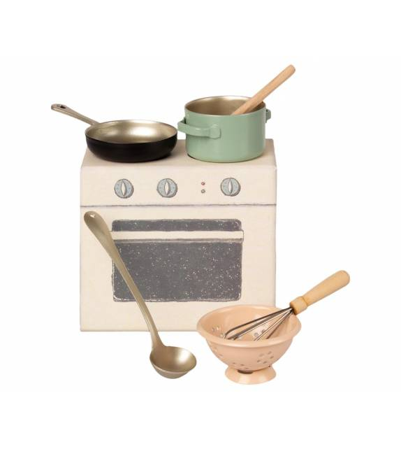 Cooking Set Maileg