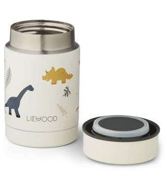 Nadja Food Jar Dino Mix Liewood