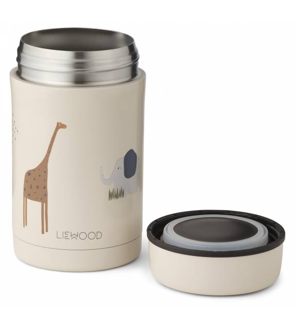 Termo Sólidos Grande Safari Liewood