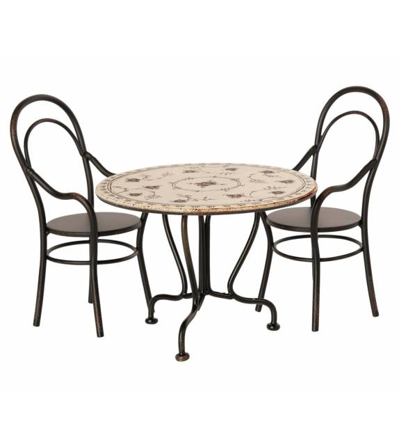Dining Table Set with Chairs Maileg