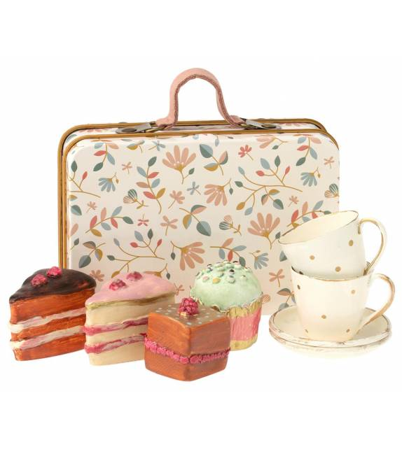 Cake Set in Suitcase Maileg