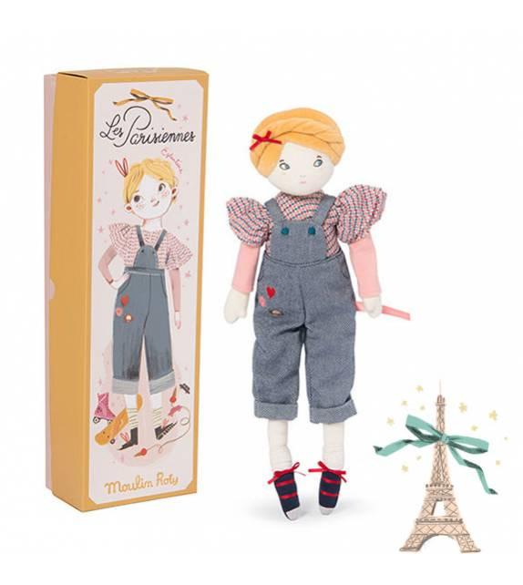 Madame Eglantine Les Parisiennes Moulin Roty