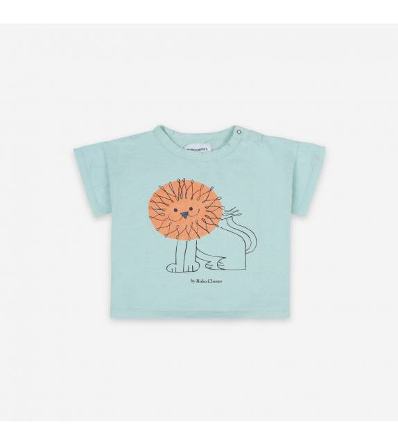 Camiseta Bebé Pet a Lion BOBO CHOSES