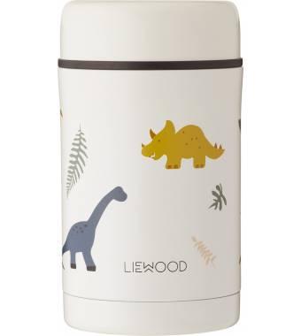 Bernard Food Jar Dino Mix Liewood
