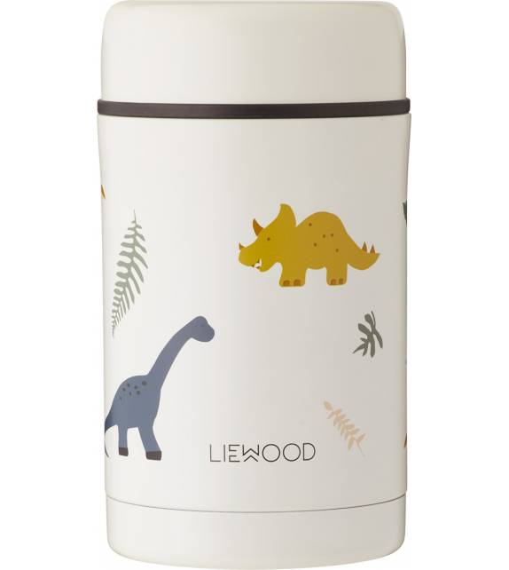 Bernard Food Jar Dino Mix Liewood