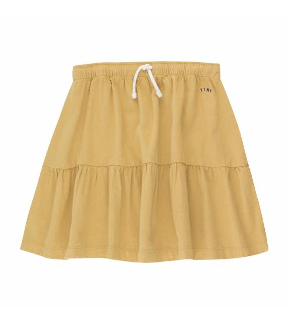 Solid Sand Skirt TINYCOTTONS