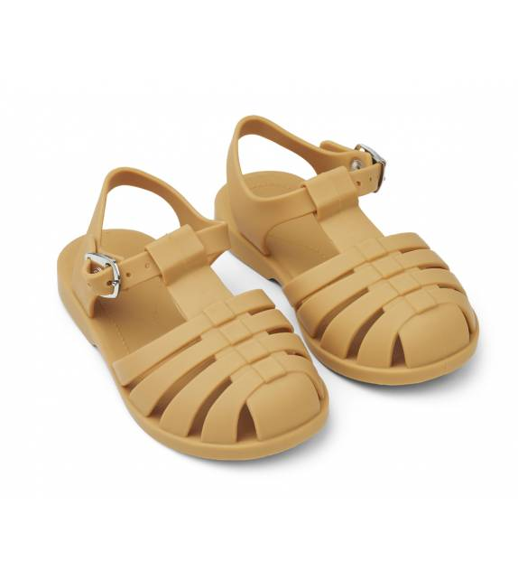 Bre Sandals Yellow Mellow Liewood