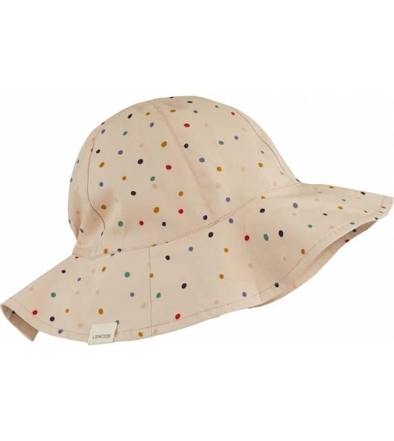Amelia Sun Hat Confetti Liewood